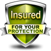 We Are Insured!